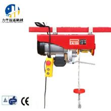 200kg to 1200kg Micro Wire Rope Pulling Hoist